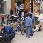 Opti'Vélo : réparation participative