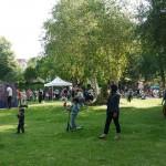 C'est aussi le Festival des Arts de rue des 10 ans de La Cave se Rebiffe