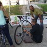 On apprend à réparer son vélo