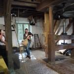 Visite du Moulin Russon