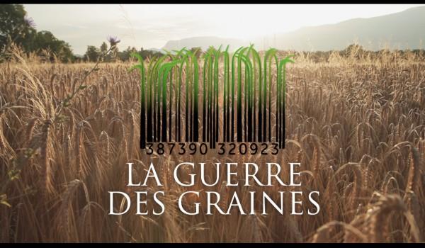 Affiche La guerre des graines